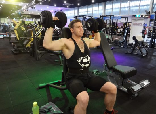 Ben started off as someone who paid for a gym membership but never came. Then he decided enough was enough!!